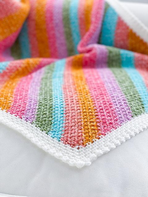 Sherbet Baby Blanket-e1-jpg