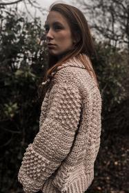Patchwork  Winter Cardigan for Women, S-3XL-q2-jpg