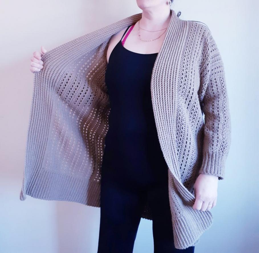 Laurentian Cardigan for Women. S-XL-w2-jpg