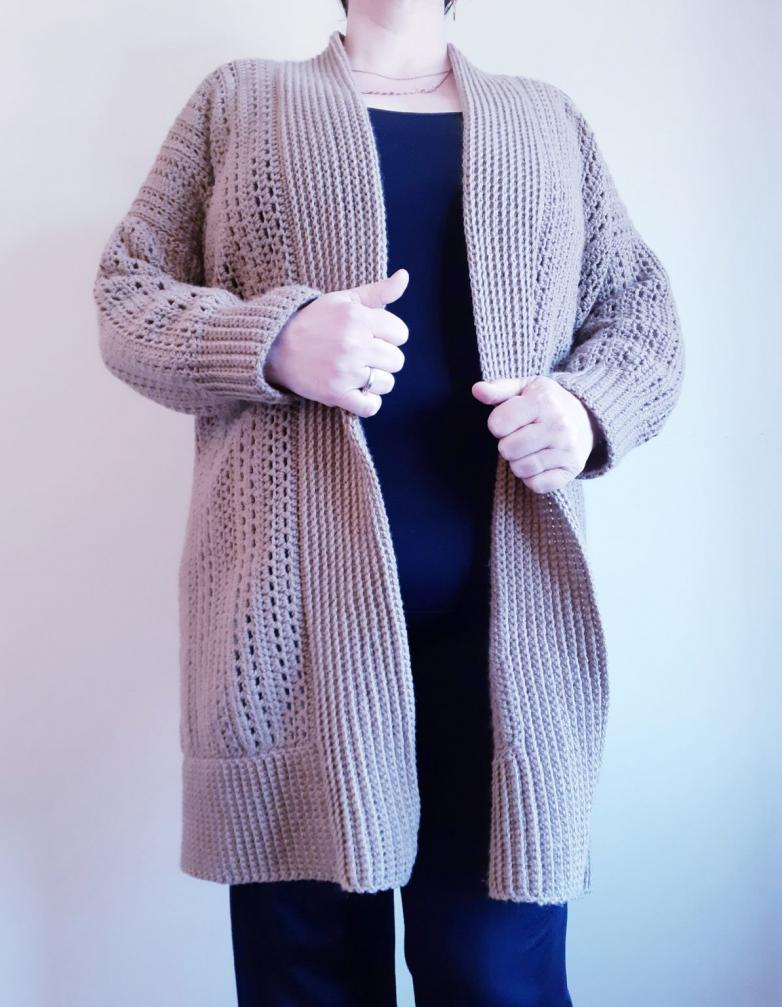 Laurentian Cardigan for Women. S-XL-w3-jpg