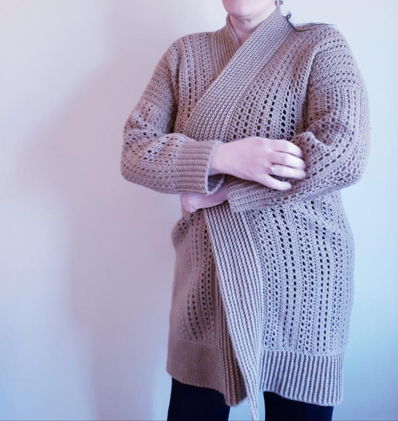 Laurentian Cardigan for Women. S-XL-w4-jpg