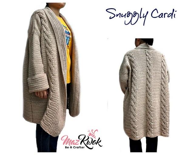 Snuggly Cardi for Women XL only-e3-jpg