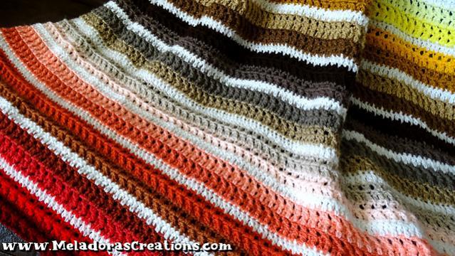 Jagged Scrap Yarn Afghan-e1-jpg