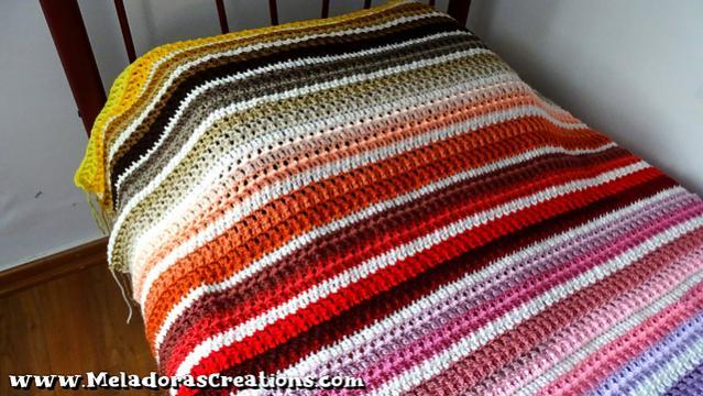 Jagged Scrap Yarn Afghan-e3-jpg