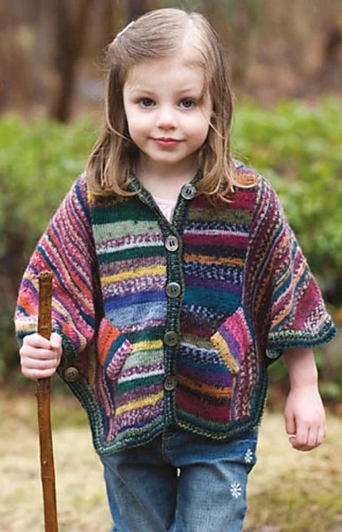 Saige Cardigan for Girls, from toddler to 6, knit-a2-jpg