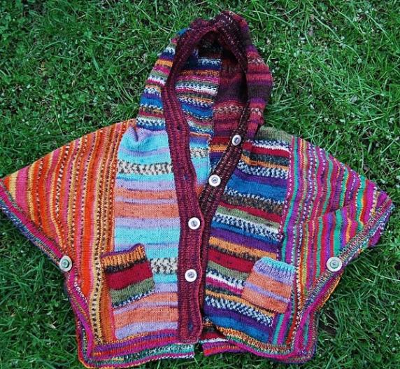 Saige Cardigan for Girls, from toddler to 6, knit-a4-jpg