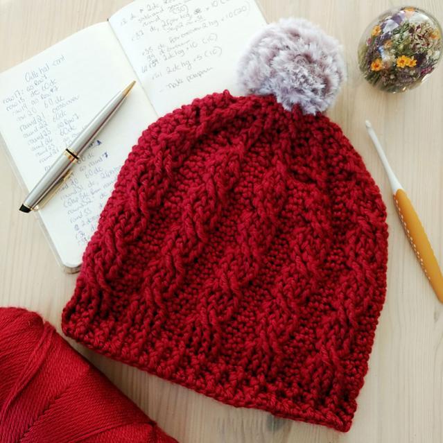 Four Pretty Hats, various sizes-e2-jpg