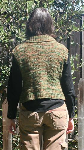 "Textured Argyle and Diamond Vest, 28.5"" to 53.25"", knit-d4-jpg"