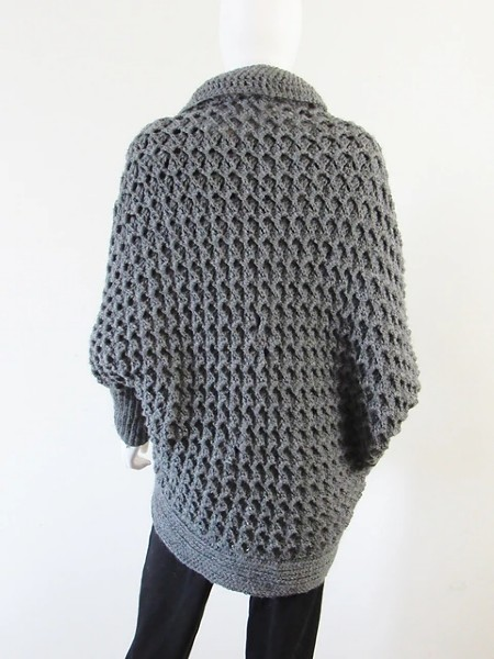 Textured Blanket Cardigan for Women, XS-XXL-e4-jpg