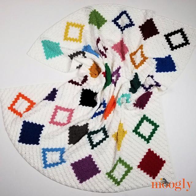 Diamond Quilt C2C Graphgan-w3-jpg