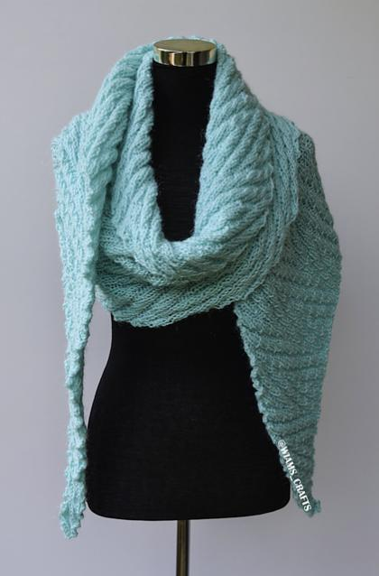 Slithering Shawl, knit-a1-jpg