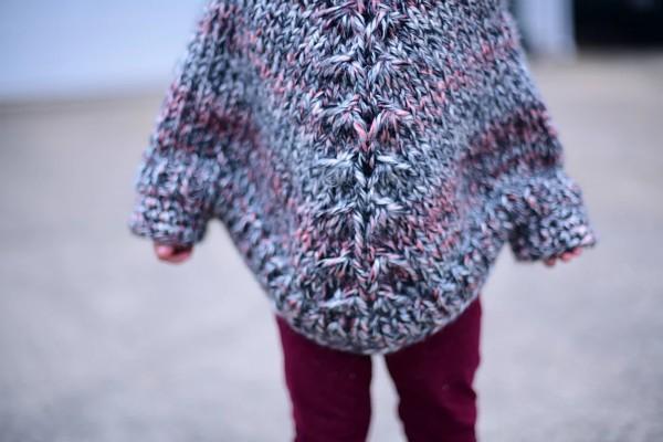 Cora Poncho for Girls, 12 mos to 16 yrs, knit-c2-jpg
