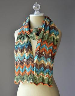 Happy Magic Scarf for Women, knit-d1-jpg