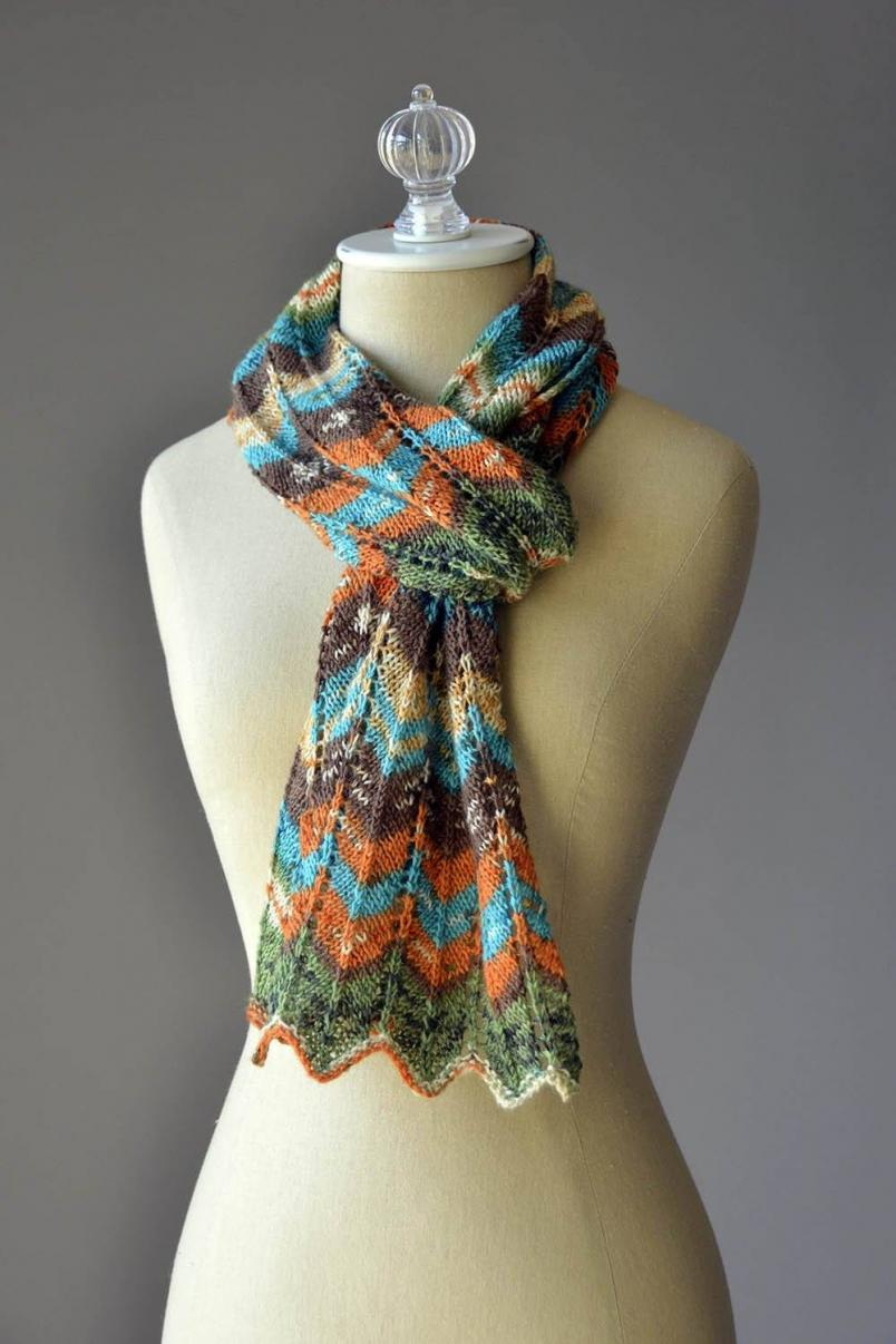 Happy Magic Scarf for Women, knit-d3-jpg