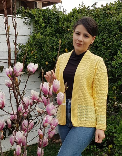 Jacket for Spring for Women video, size is customizable-q1-jpg