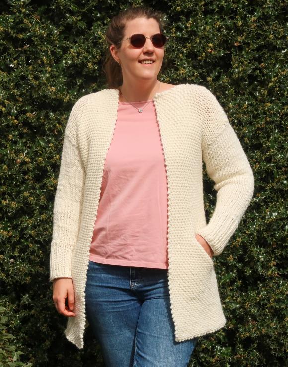 Biased Cardigan for Women, XS-5XL, knit-a1-jpg