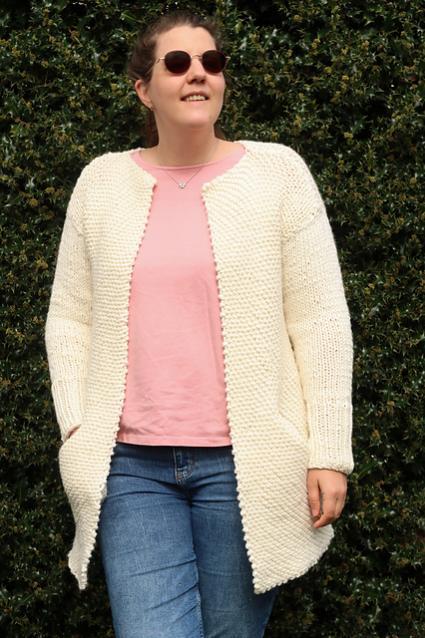 Biased Cardigan for Women, XS-5XL, knit-a2-jpg
