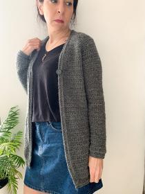 Any Yarn Will Do Seamless Raglan Cardigan for Women, XS-3XL-q4-jpg
