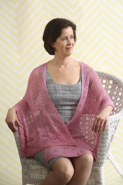 Rose Trellis Shawl, knit-a3-jpg
