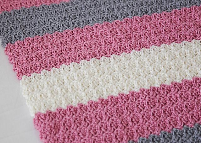 Simply Sweet Baby Blanket-e3-jpg