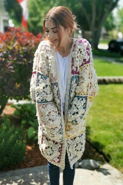 Festival Coat Cardigan for Women, XS-5X-w2-jpg