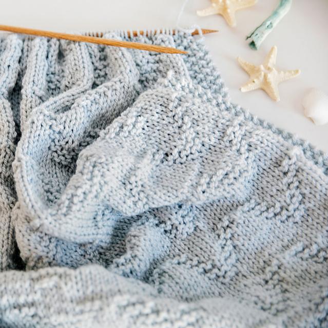 Seaside Baby Blanket, knit-a1-jpg