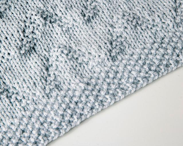 Seaside Baby Blanket, knit-a2-jpg