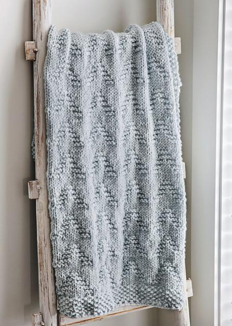 Seaside Baby Blanket, knit-a3-jpg