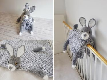 Woodland Bunny Baby Blanket (Free until 6/5/21 5pm UK time)-a3-jpg