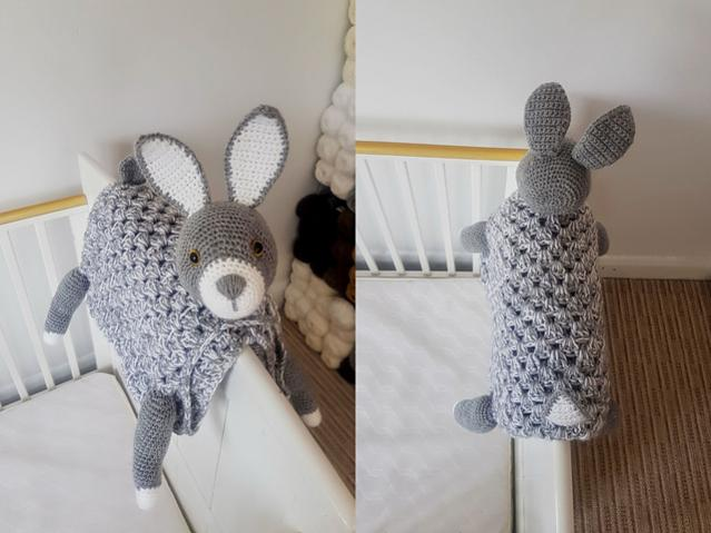 Woodland Bunny Baby Blanket (Free until 6/5/21 5pm UK time)-a5-jpg