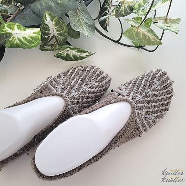 Ashvini Tunisian Slippers, baby 0-13 mos, youth size 1-6, women size 7-12.5-e1-jpg