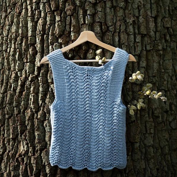 Ida Vest for Women, S-XL, knit-s4-jpg