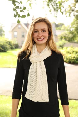 Bramble Scarf for Women, knit-d1-jpg