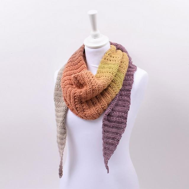 Dolce Harlequin Scarf for Adults-e1-jpg