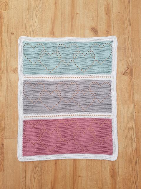 Linked Hearts Baby Blanket-w3-jpg