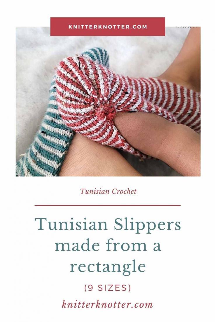 Kritika Tunisian Slippers for Women and Children-q2-jpg