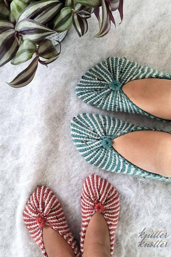 Kritika Tunisian Slippers for Women and Children-q3-jpg