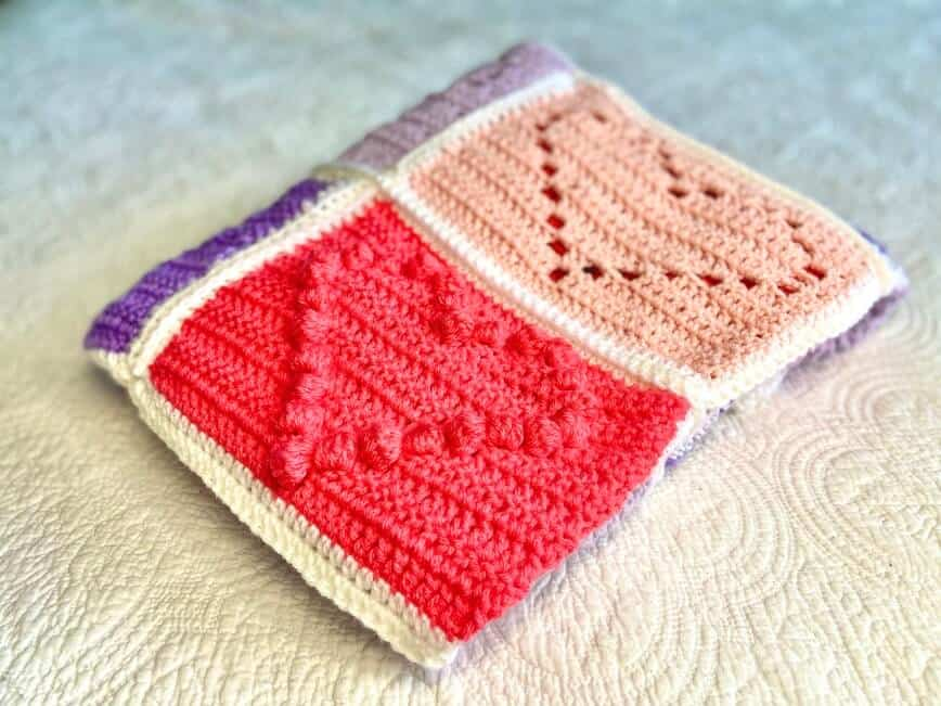 Love You With All My Heart Blanket-e4-jpg