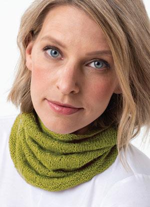 Sunstone Cowl for Women, knit-d2-jpg
