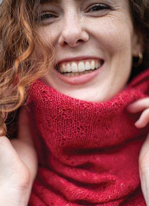 Sunstone Cowl for Women, knit-d3-jpg