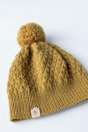 Three Lovely Hats for Women, knit-d1-jpg