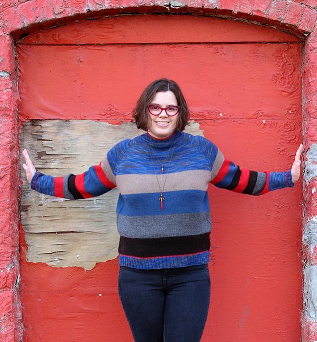Sock Knitter's Pullover for Women, XS-6X, knir-s2-jpg