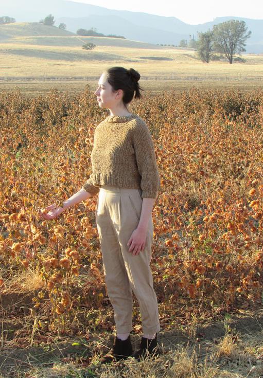 Velvet Pullover for Women, XS-5X, knit-a4-jpg