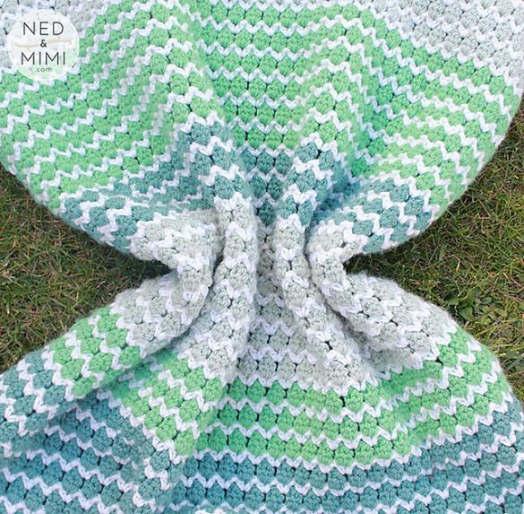 Spring to Life Baby Blanket-w2-jpg