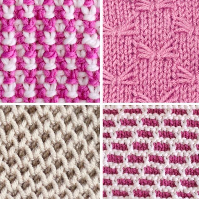 Collection of Slip Stitch Patterns, knit-d1-jpg