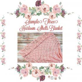 Heirloom Shells Sampler Baby Blanket CAL (free until 10/25/21)-e4-jpg