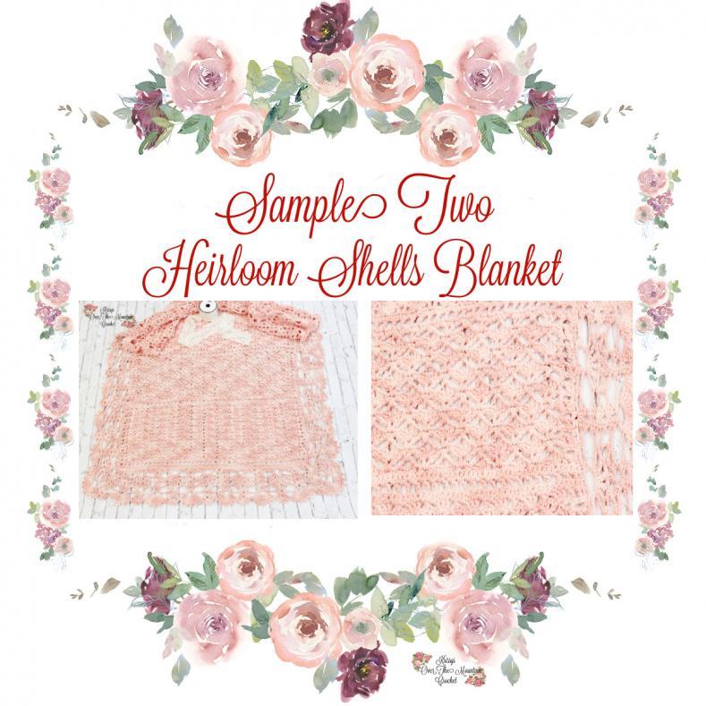 Rainbow Fade Hexagon Baby Blanket-e2-jpg