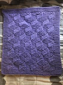 Tumbling Blocks Blanket, knit-a4-jpg