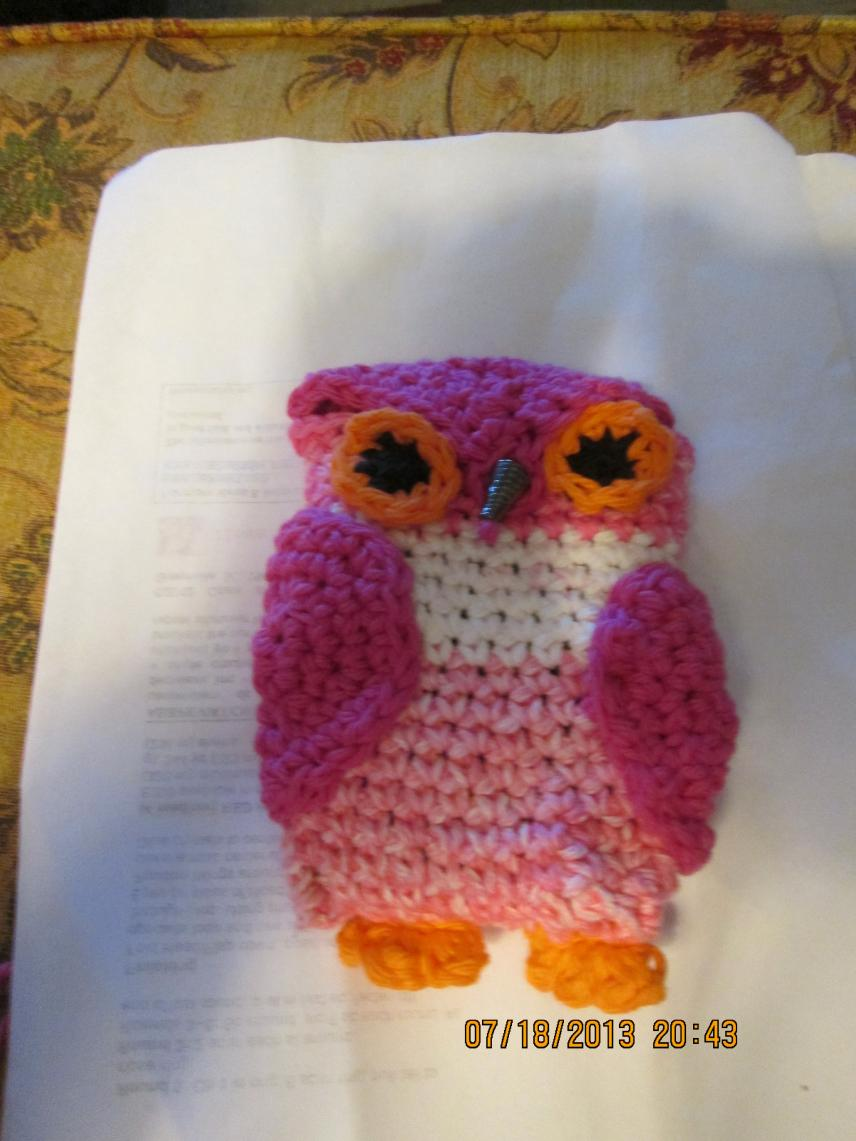 Owl phone holder-img_0488-jpg