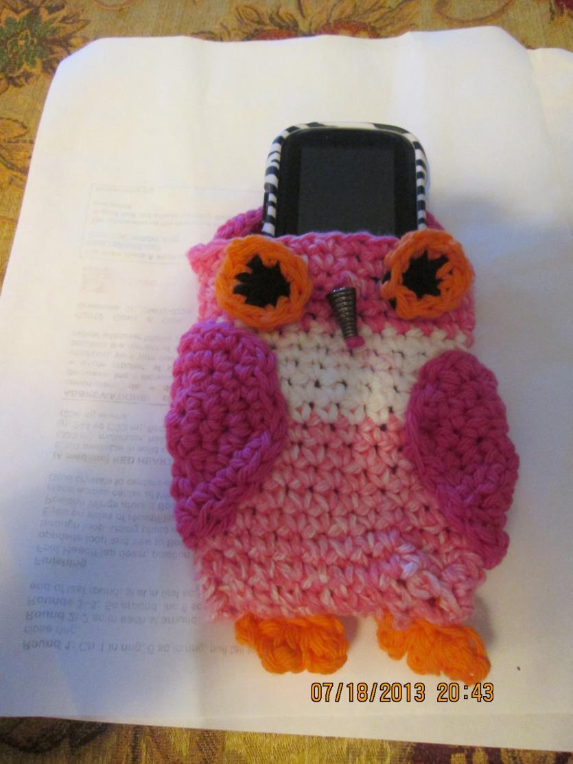 Owl phone holder-img_0487-jpg